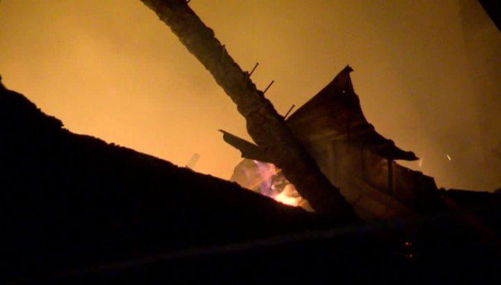 В Уфе более 230 человек эвакуировали из-за пожара в роддоме
