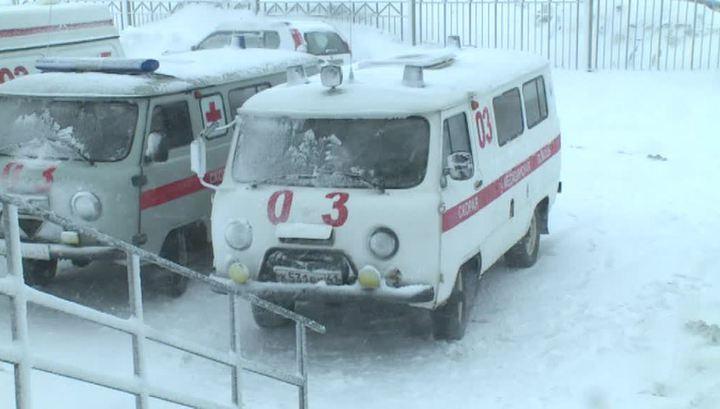 Подопечная социального центра в Бурятии вышла покурить и замерзла насмерть