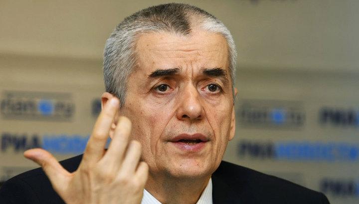 Онищенко пообещал наказать пивных мерзавцев