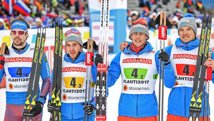 Стал известен состав сборной России на чемпионат мира по лыжным гонкам