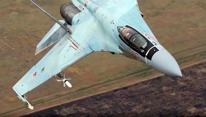 Госиспытания новейшего Су-35С завершатся в 2018 году