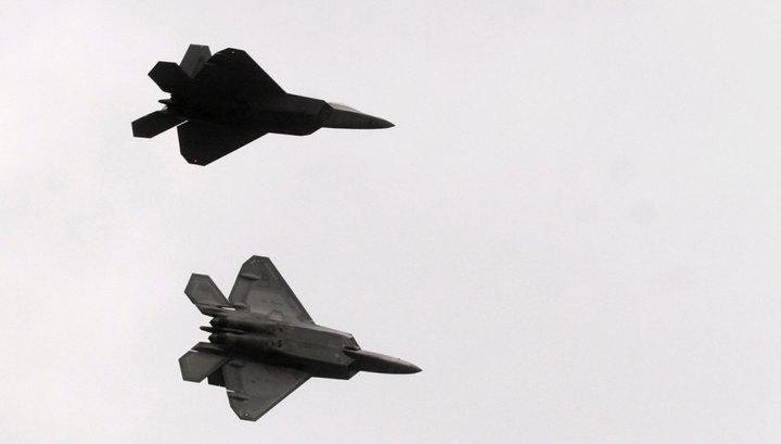 Американцы утверждают, что перехватили российские самолеты в районе Аляски photo