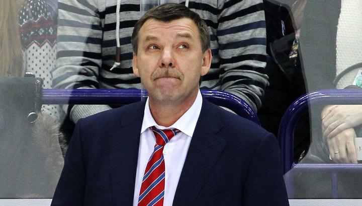 Олег Знарок: все ошибки я беру на себя, это моя команда