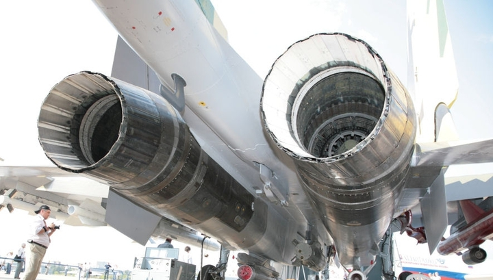 Истребители Су-35С решили доработать сучетом опыта боев вСирии