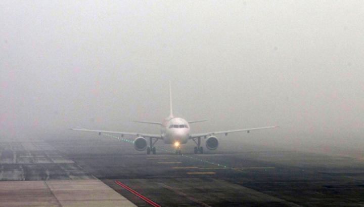 Аэропорты Кемерова и Новокузнецка закрыты из-за тумана