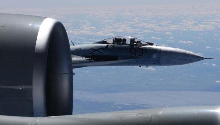 США не прекратят полеты боевых самолетов над Черным морем