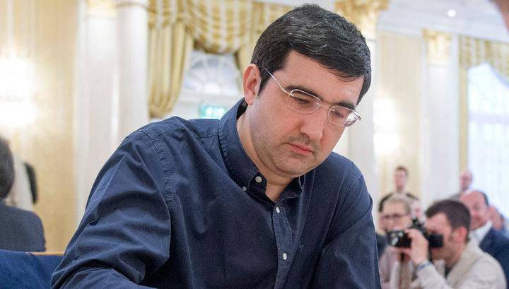 Крамник стартовал с победы на шахматном супертурнире в Вейк-ан-Зее