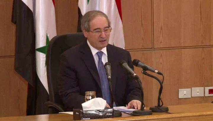 МИД Сирии: С-300 заставят Израиль подумать, прежде чем нападать