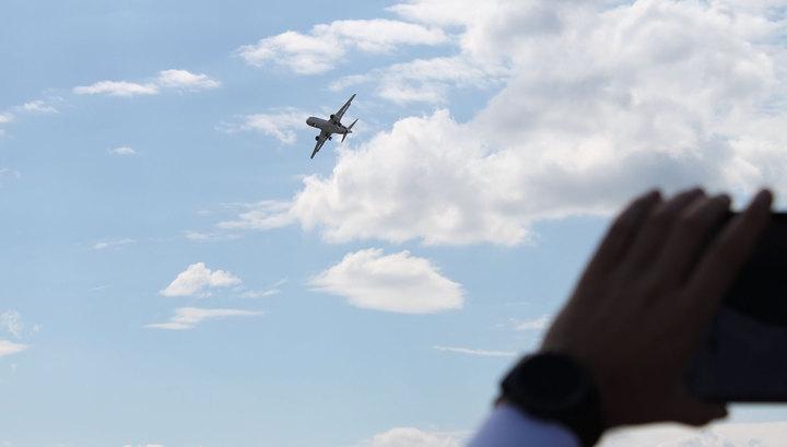 Стали известны подробности о самолете, совершившем посадку во Внукове