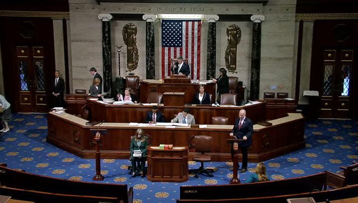 Сенат США проголосовал за продление финансирования правительства