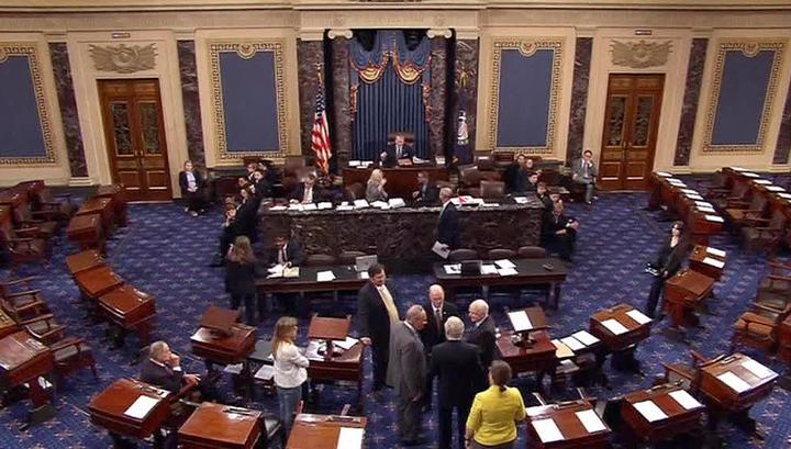 Инцидент в Керченском проливе: сенат конгресса США осудил действия России