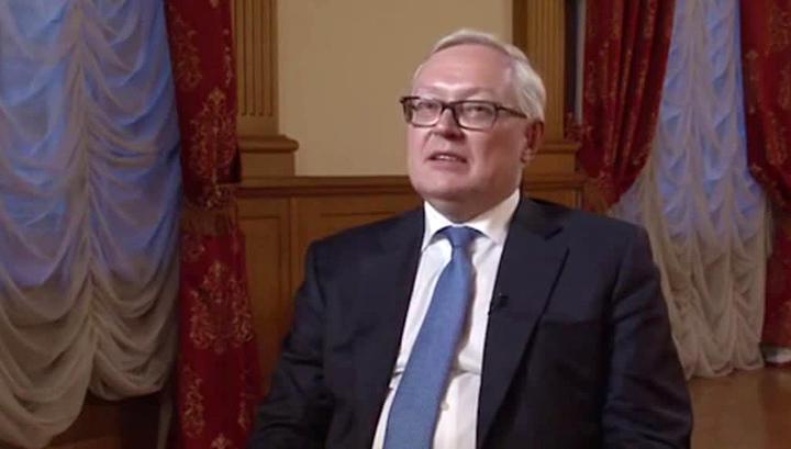Рябков считает санкции попыткой вмешаться в дела России перед выборами