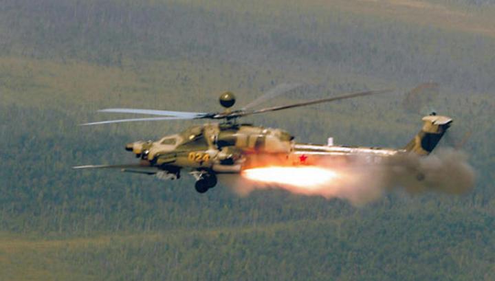 Роствертол произвел партию вертолетов Ми-28УБ позаказу Минобороны
