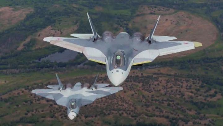 Силовую установку Су-57 будут испытывать три года