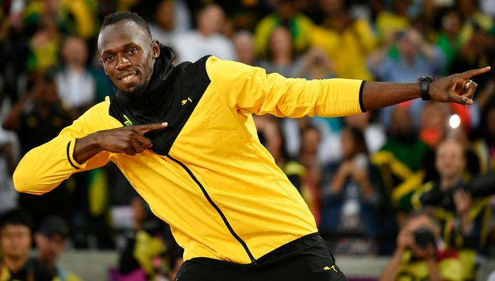 Футбольный клуб из ЮАР анонсировал Усэйна Болта