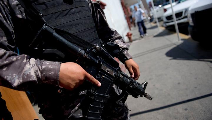 Посылку с двумя тысячами гранат перехватили в Мексике