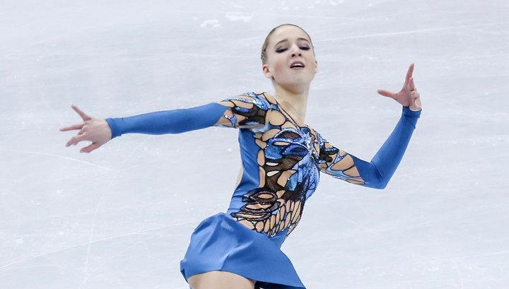 Фигуристка Сотскова пришла в себя после чемпионата России