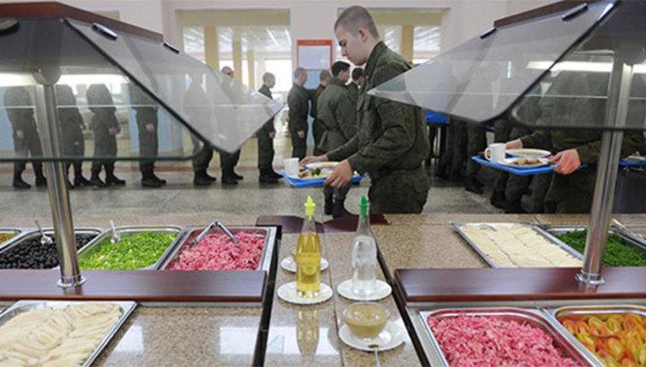 Питание поотпечаткам пальцев сэкономило военным неменее  130 млн руб.