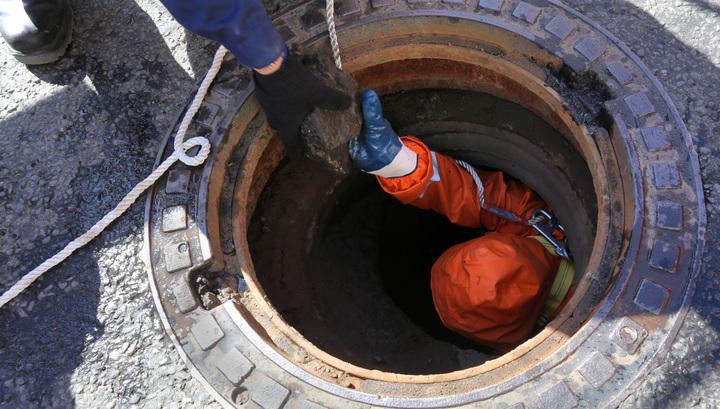 В Подмосковье в канализационной трубе нашли труп новорожденного