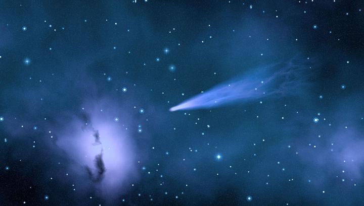 Ученые впервый раз зафиксировали прохождение межзвездного объекта через Солнечную систему