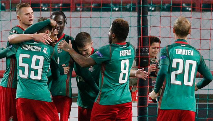 Российские клубы узнали соперников по 1/8 финала Лиги Европы