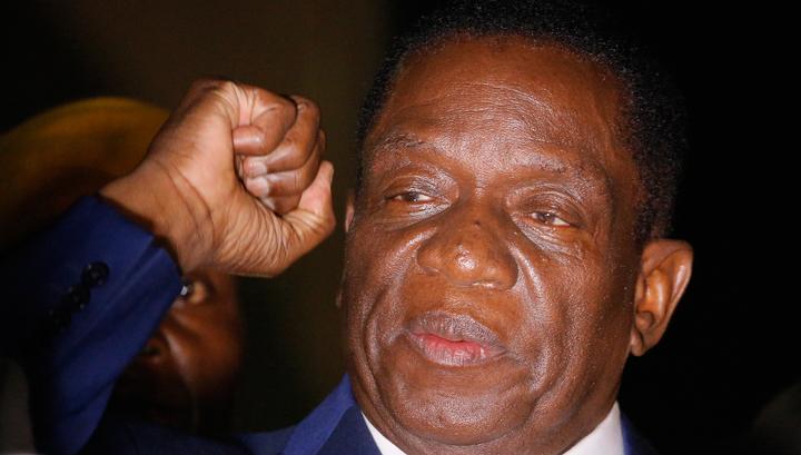 Российское посольство в Зимбабве осудило покушение на президента Мнангагву