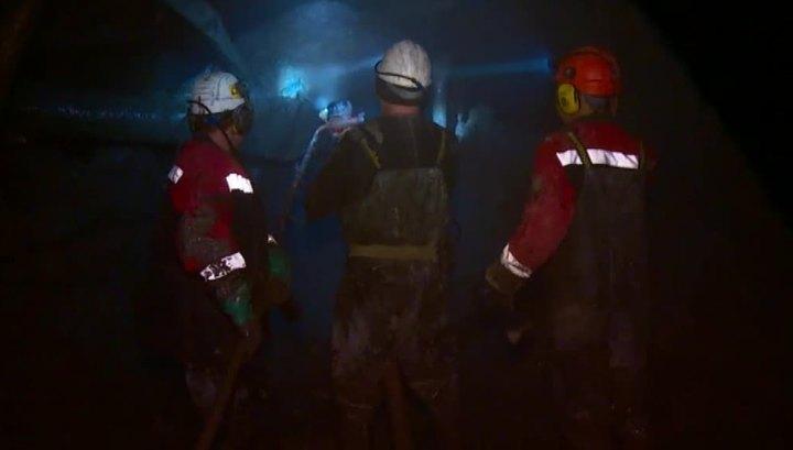 В кузбасской шахте обрушилась горная порода: один человек погиб