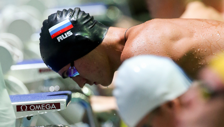 Колесников победил на чемпионате Европы по плаванию с мировым рекордом
