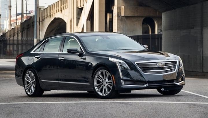 В России подорожают автомобили марки Cadillac