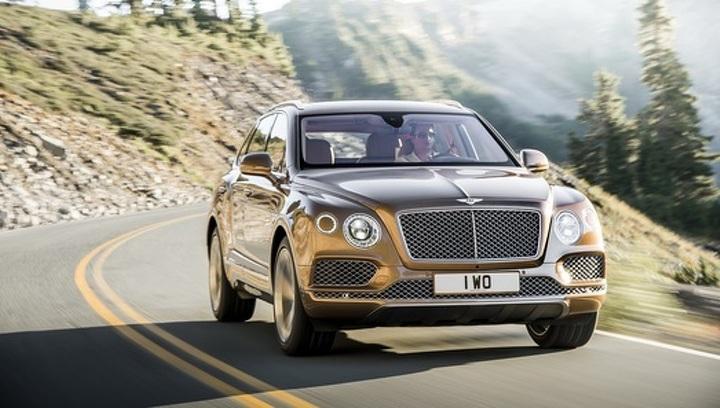 У Bentley Bentayga появится новый мотор