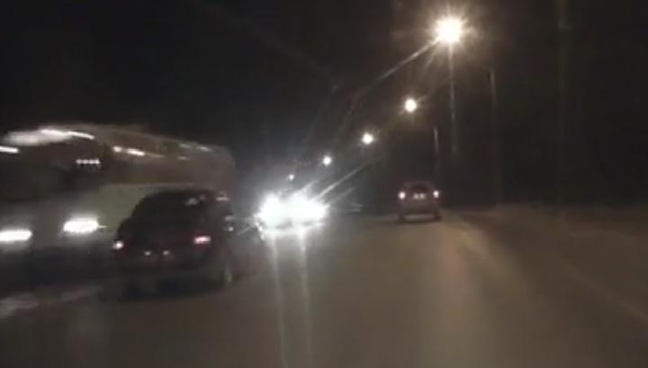 Погибший и пострадавшие: ДТП в Челябинской области попало на видео