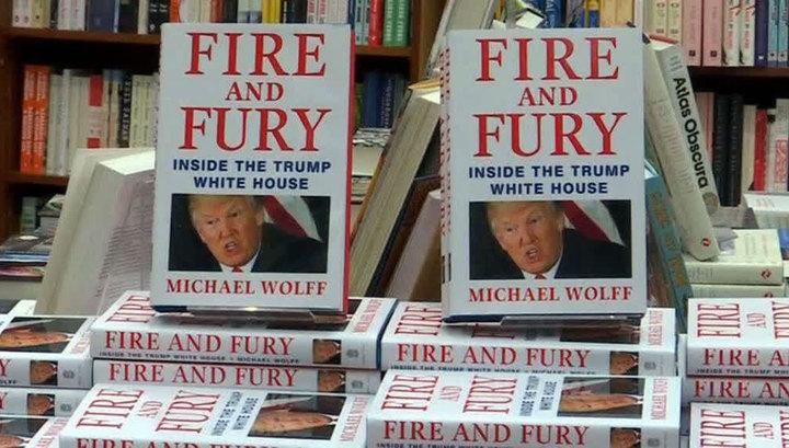 Трамп назвал автора книги о нем психически неуравновешенным