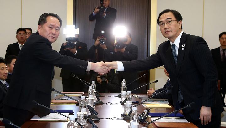 КНДР примет участие в Паралимпийских играх в Южной Корее