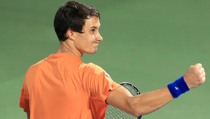 Australian Open. Евгений Донской выиграл первый матч