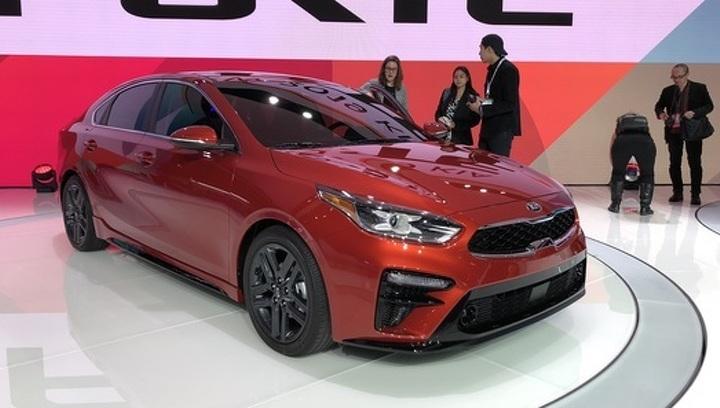Kia представила новое поколение модели Cerato