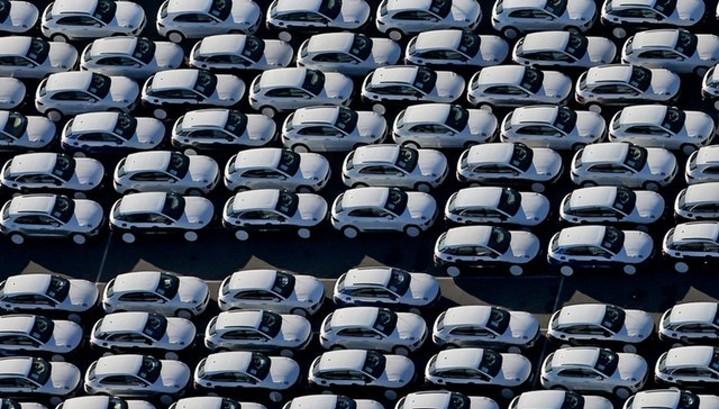 Продажи машин в Европе достигли максимума за 10 лет