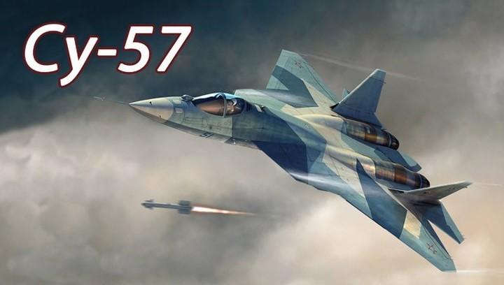 Мантуров: идут испытания Су-57 с новым двигателем