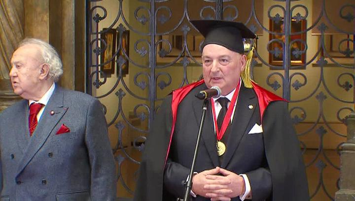 Вячеслав Кантор стал почетным членом Академии художеств