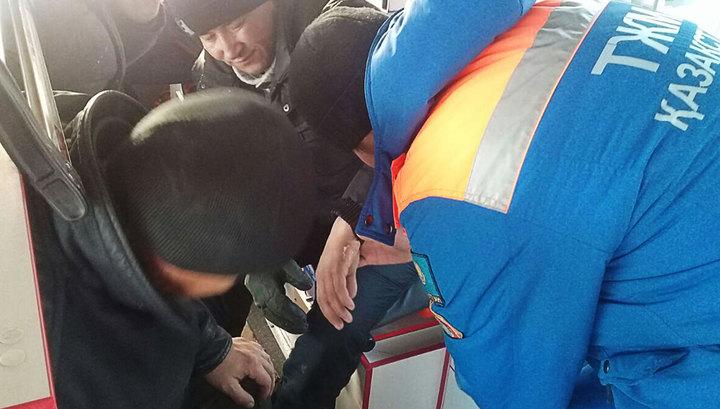 Правительственные комиссии Казахстана и Узбекистана начали расследование гибели людей в автобусе