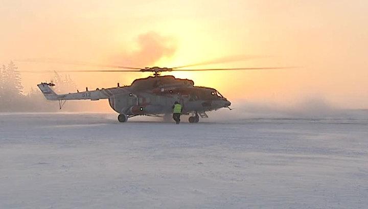 Вертолеты Ми-171А2 успешно прошли испытания в экстремальных условиях