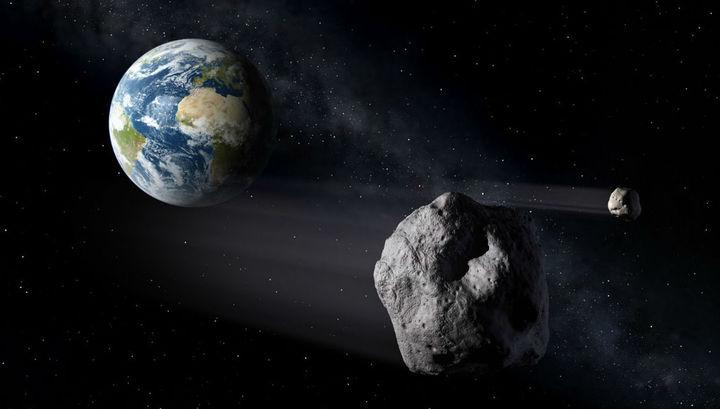 Планетологи назвали регионы Земли, для которых падение астероида наиболее вероятно