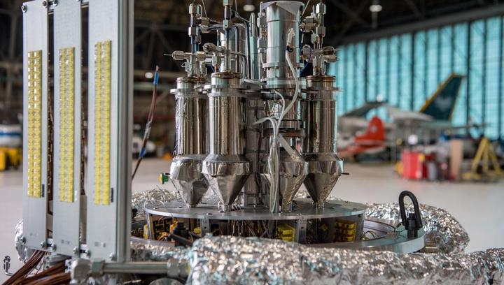 В НАСА испытывают портативный ядерный реактор для марсианской колонии