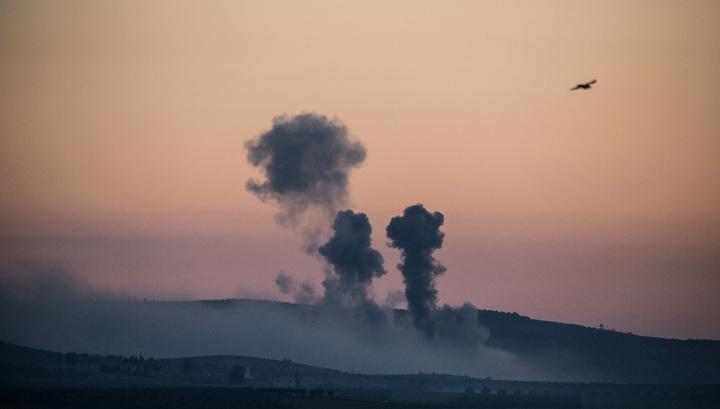 Турецкие самолеты нанесли удары по 108 целям в Африне
