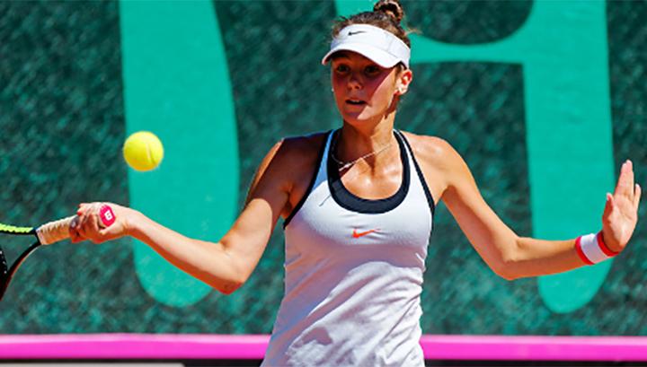Australian Open. Три юниорки из России выиграли первый круг