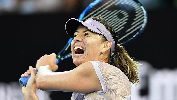 Мария Шарапова проиграла на старте турнира в Штутгарте