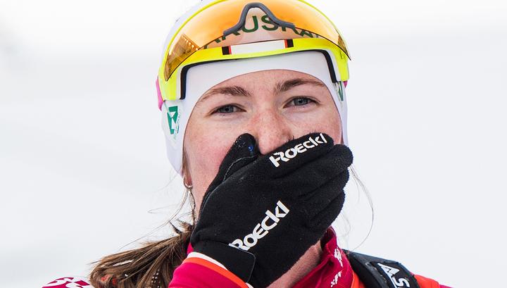 Домрачева выиграла биатлонный масс-старт. Юрлова – 10-я