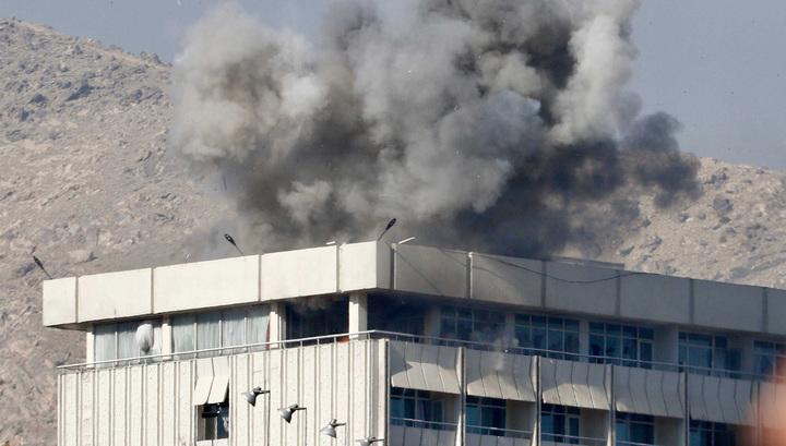 """Кадыров обвинил Запад в замалчивании """"кровавого кризиса"""" в Афганистане"""