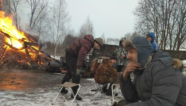 В Тверской области сгорела единственная в регионе мастерская гуслей