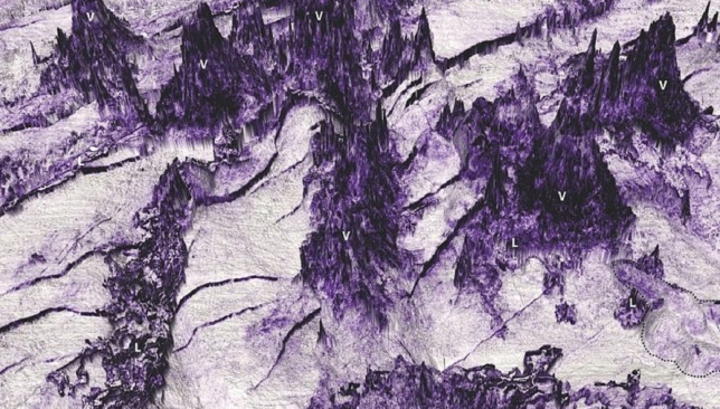 На дне океана у Австралии обнаружили вулканический Мордор