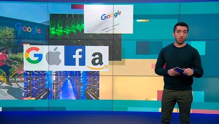 Вести.net: cколько IT-гиганты платят вашингтонским лоббистам
